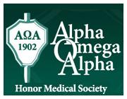 Alpha Omega Alpha Honor Society